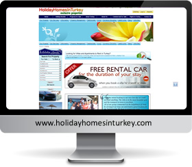 Holiday Homes in Turkey